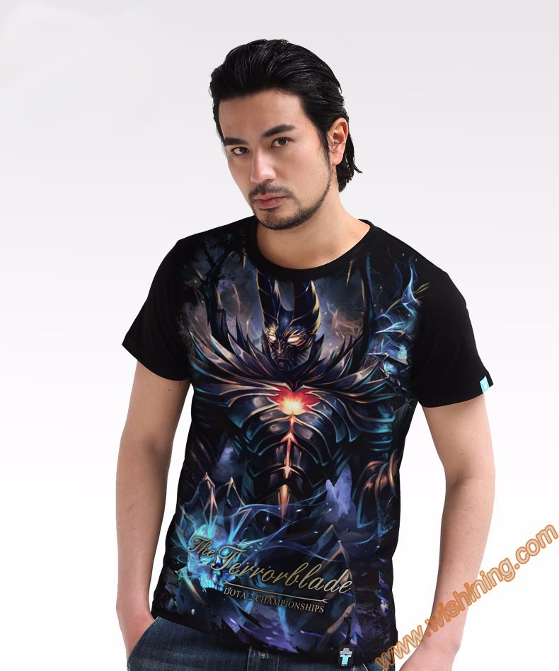 DOTA 2 Terrorblade t-shirt Tee9002 (2)