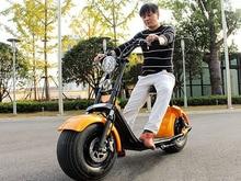 Harley Стиль электромобили Мотоцикл Велосипед Smart большой широкий Покрышки Fat Boy 1000 Вт 60 В