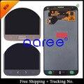 Бесплатная доставка Тест Оригинал Для Samsung Galaxy S5 neo G903 ЖК-дисплей с сенсорным Экраном Ассамблеи с кнопкой