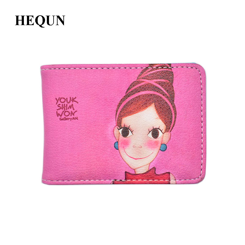 HEQUN Cartoon Driving License Cover Women Pu Leather Car Drivers License Holder 1 Piece Case Cover For Driving License Wallet