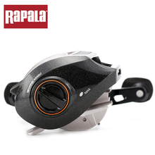 Original Rapala Brand Shift ST150RH ST150LH baitcasting reel 13+1BB 6.5:1 175g aluminum body Carp Fishing Reel