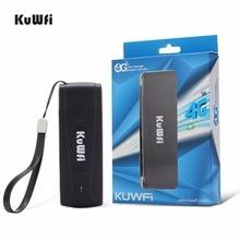 4G USB 와이파이 라우터 잠금 해제 포켓 100Mbps 네트워크 핫스팟 FDD LTE 와이파이 라우터 무선 모뎀 SIM 카드 슬롯