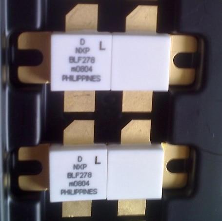BLF278 BLF-278 RF POWER MOSFET TRANSISTOR NXP VHF 300 W free shipping 20pcs irfp460 irfp460pbf irfp460a irfp460lc to 247 n channel power mosfet transistor