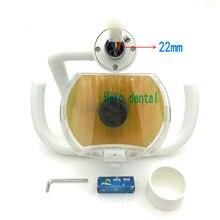 Зубные лампы прожектор 22 мм боковые огни аксессуары для стоматологического кресла