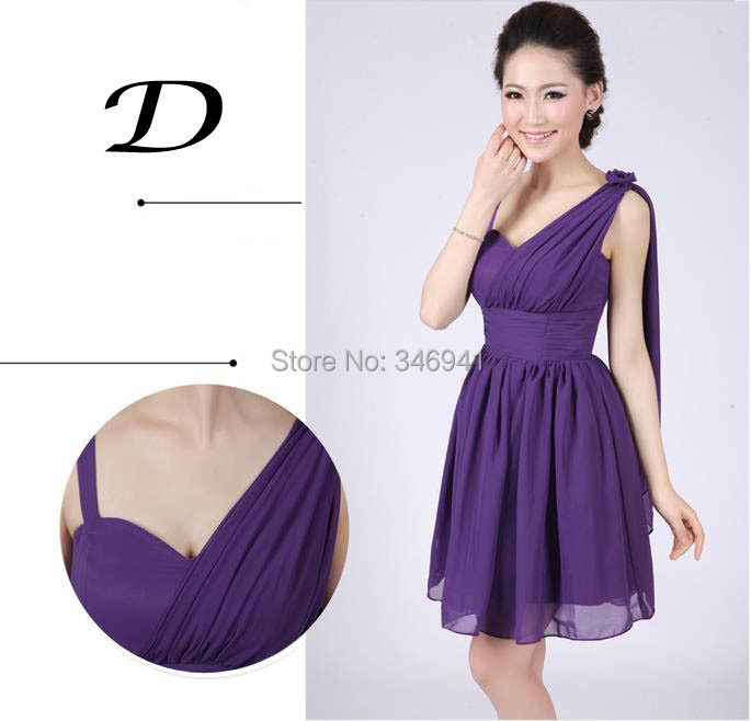 Aliexpress.com : Buy Sexy Ladies Womens Bridesmaid Dresses Party ...