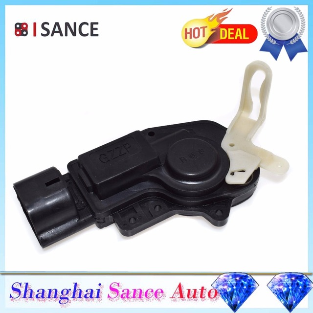 US $29 69 10% OFF|ISANCE Central Door Lock Unlock Actuator Rear Right 69130  12070 For Toyota Corolla 2000 2001 2002 2003 2004 2005 2006 2007 2008-in