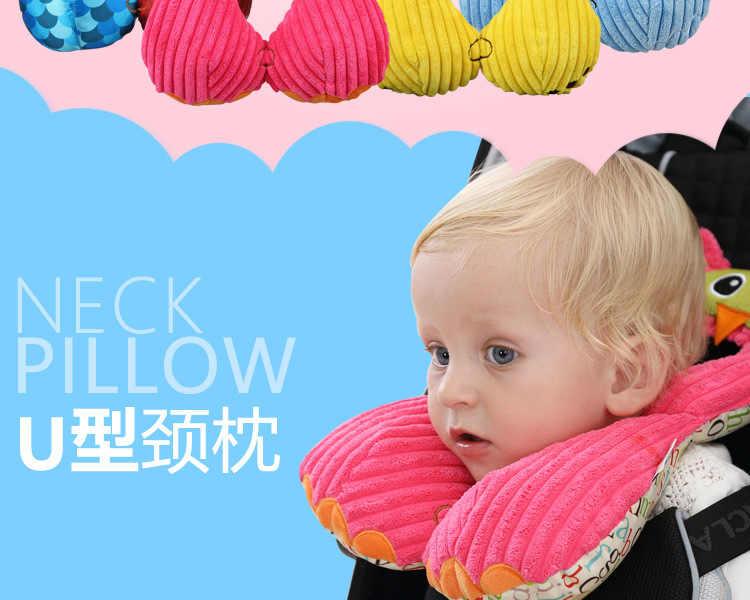 Sapo jollybaby 32 cm 1-4 anos de idade pescoço viagem proteger divertido cognição carrinho de U forma pillow presente educacional do bebê de pelúcia macia brinquedo