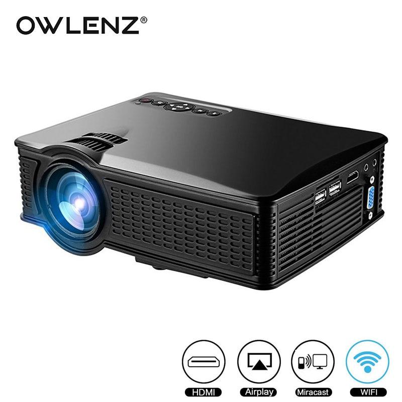 Aliexpress Com Buy Projector Mini Home Theater: Aliexpress.com : Buy OWLENZ SD60 Multi Screen Mini