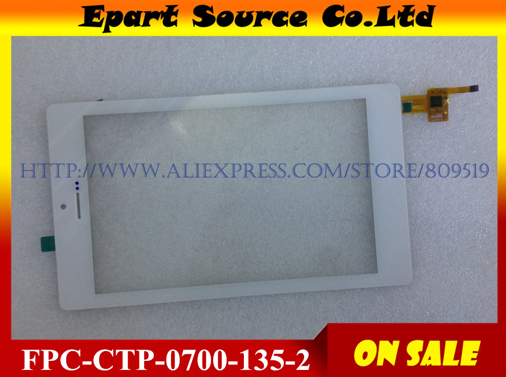 A+ Touchscreen Prestigio MultiPad PMT5777_3G_D PMT5777_3G Touch Screen Digitizer Glass Touch Panel FPC-CTP-0700-135-2