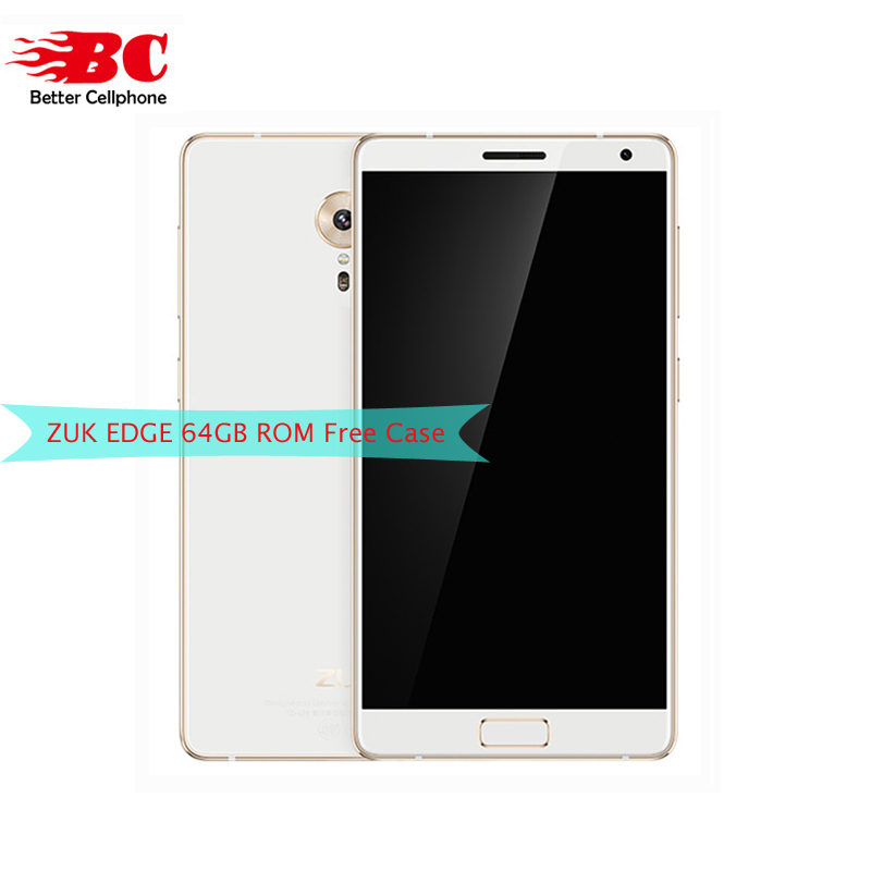 2017 Original Lenovo ZUK Edge Snapdragon 821 Quad Core 4GB 6GB RAM 64G ROM 5 5