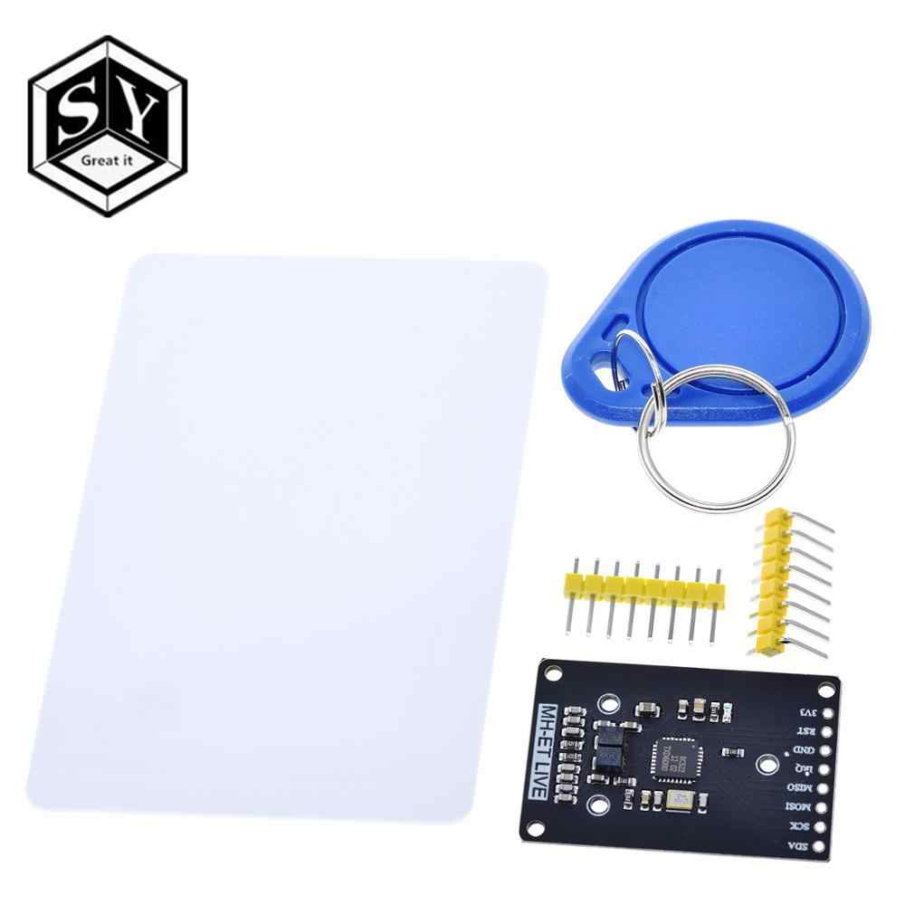 RC522 Module IC Card High-integration 13.56mhz Read-write Card Series for Access Control System