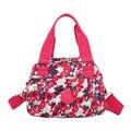 2016 nova moda verão mulheres mensageiro sacos de flor de impressão Crossbody sacos de ombro pequena senhoras Designer de mãe