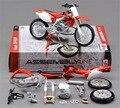 Maisto 1:12 Honda CRF450R Motocicleta Montagem Modelo de Moto Presente Brinquedo Novo Na Caixa