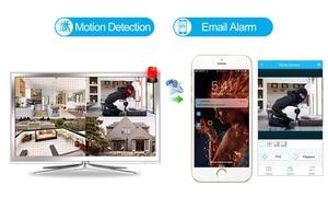 Image 5 - Système de vidéosurveillance sans fil Displayer 4CH 1080P 7 pouces, caméra IP NVR IR CUT balles, système de sécurité domestique, Kit de vidéosurveillance Yanivision