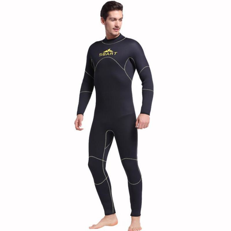 Mens Neoprene 3mm Scuba Dive Wetsuit Spearfishing Wet Suit Surfing Diving Swimming Equipment Spear Fishing Jumpsuit Accessories