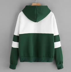 Cactus Printed Hoodies Women Long Sleeve Sweatshirts 2