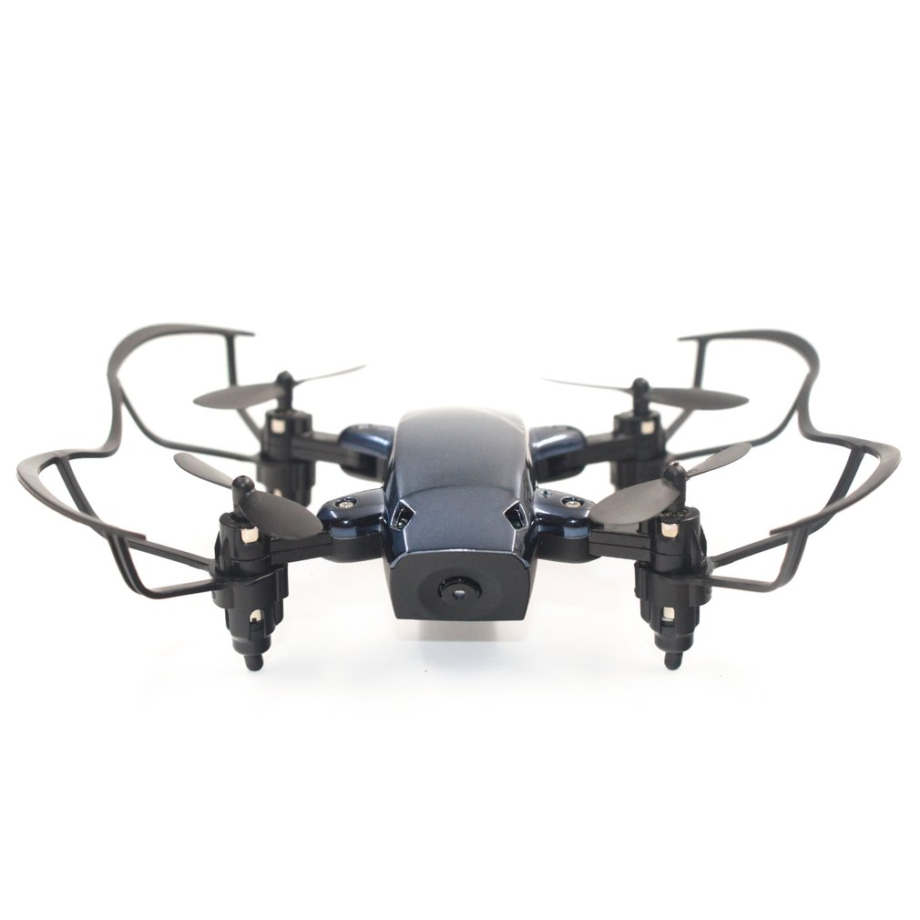 S9M 2.4G Mini Pocket Foldable FPV RC Quadcopter Drone with 720P HD Wifi Camera Real time Altitude Hold Headless Mode