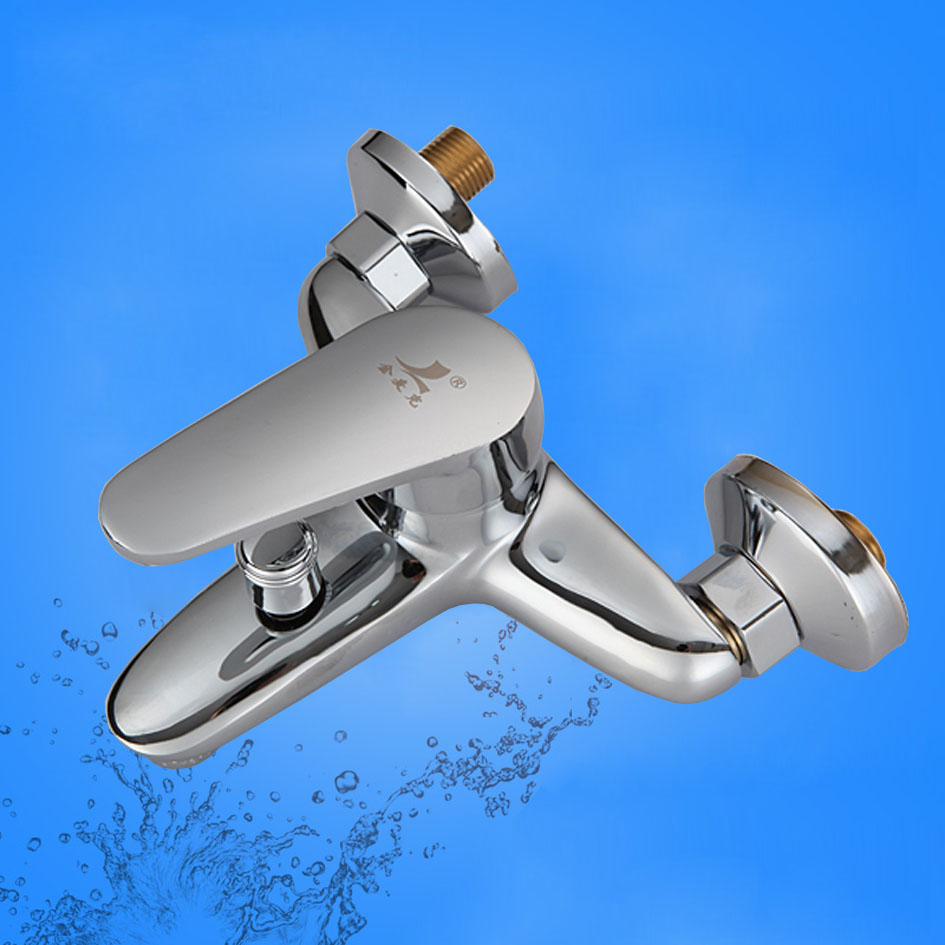JMK showr faucet bath faucet bathroom tap tub faucet with hot and cold water shower room water mixer with two outlets812JMK showr faucet bath faucet bathroom tap tub faucet with hot and cold water shower room water mixer with two outlets812