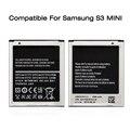 Новый нулевой 0 Цикла 1500 мАч Замены батареи телефона для Samsung Galaxy S3 mini i8190 EB425161LU i8160 i699 заменить