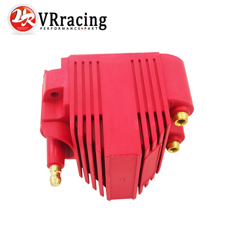 VR RACING - Universal Blaster Ss 12V High Output External Male E-Core Ignition Coil VR-EIC11