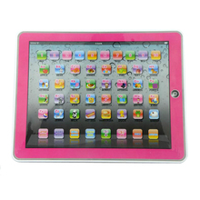 Hot sale Learning Machine Pad English language Early Childhood Toys Baby Computer Educational Toys WJ308
