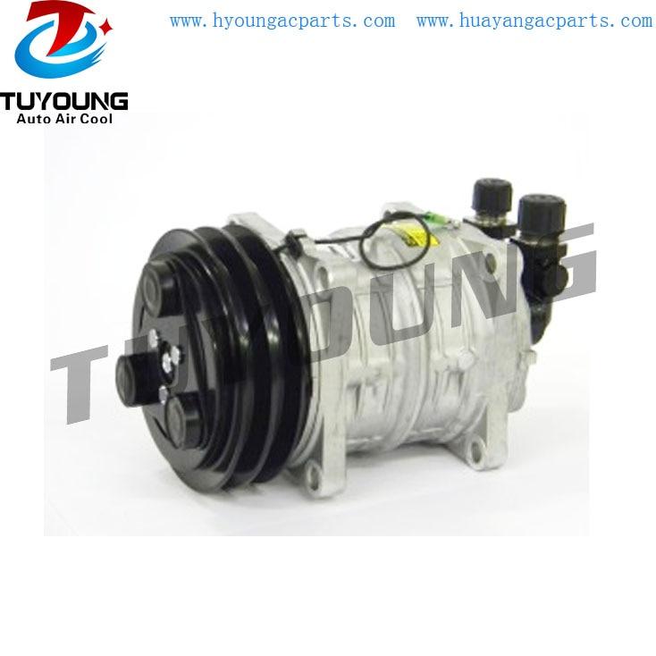 REMAN A//C Compressor w//Clutch Volkswagen Passat Phaeton /& Touareg