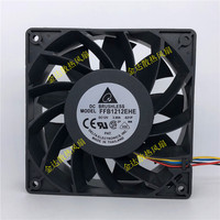 AVC Delta FFB1212EHE 12CM 120MM 1238 12038 120x120x38mm 12V 3.00A COOLING FAN