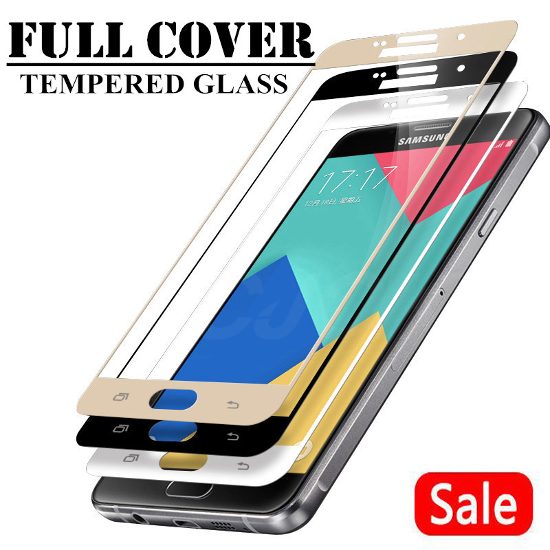 Tempered Glass For Samsung Galaxy J3 J5 J7 2016 2017 Screen Protector Full For Samsung A3 A5 A7 2016 2017 protection Glass FilmTempered Glass For Samsung Galaxy J3 J5 J7 2016 2017 Screen Protector Full For Samsung A3 A5 A7 2016 2017 protection Glass Film