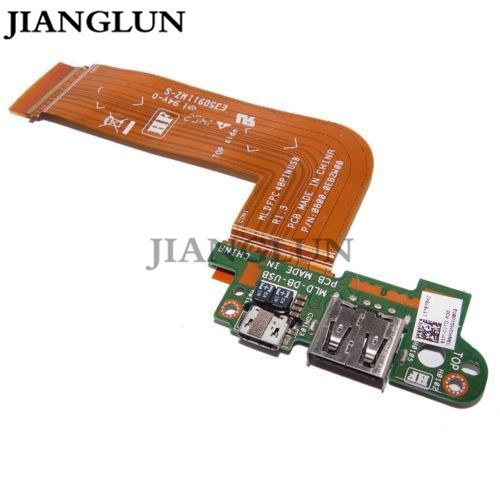 JIANGLUN Tablet Charge Port PCB Board MLD-DB-USB For Dell VENUE 11 PRO T06G 5130 mld lf 1127 ankle supports