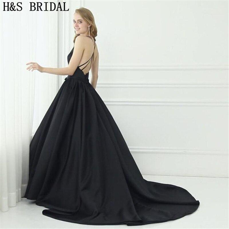 floor length formal Bridesmaid Dresses 2018 new Elegant pink A line ...