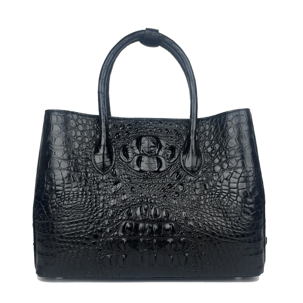 2008 New Crocodile Leather Bag Classic Handbag Fashion Bag Large Capacity Dinner Bag Korean Edition2008 New Crocodile Leather Bag Classic Handbag Fashion Bag Large Capacity Dinner Bag Korean Edition