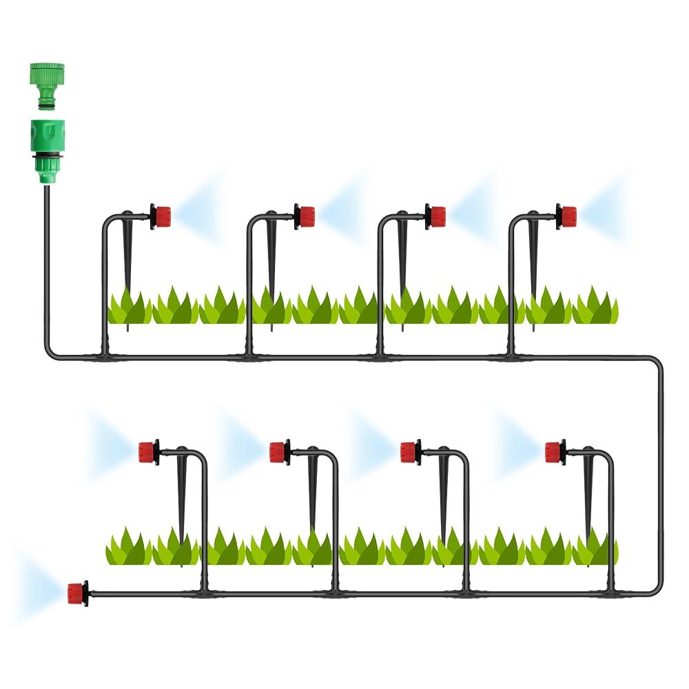 5 m 10 m 25 m Waterslang 4 / 7mm Micro drip Irrigatiesysteem DIY Tuin - Tuinbenodigdheden - Foto 2