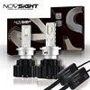 2 Pcs Novsight 13600LM D1S D2S D3S D4S D1R D2R D3R D4R 6000K White Car LED