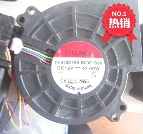 цена Free shipping SUNON PF97331BX-B00C-S99 12V 42W