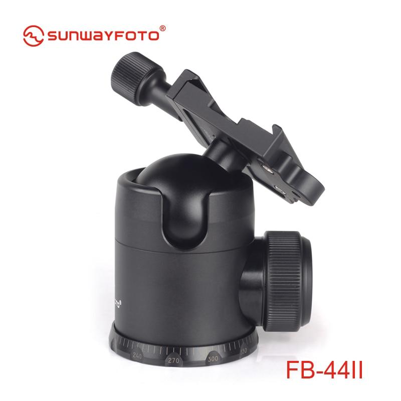 SUNWAYFOTO FB-44II kepala tripod untuk DSLR Camera Tripode Ballhead - Kamera dan foto - Foto 2
