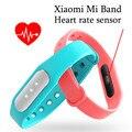 Original Xiaomi Xiomi Xaomi Band 1S Puls Heart Rate Sensor Smart Wristband Miband Bracelet For Android 4.4 iOS Fitness Tracker