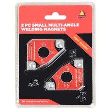 Mini aimant de soudage multi angle, pince magnétique en néodyme pour tenir 2 pièces