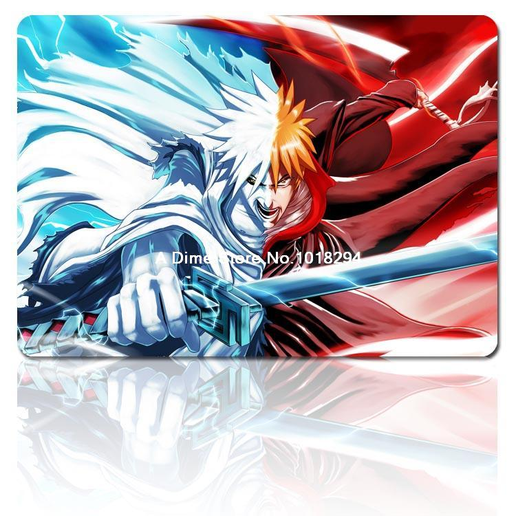 BLEACH mouse pad Cool Ichigo mousepad laptop anime mouse pad gear notbook computer gaming mouse pad gamer play mats
