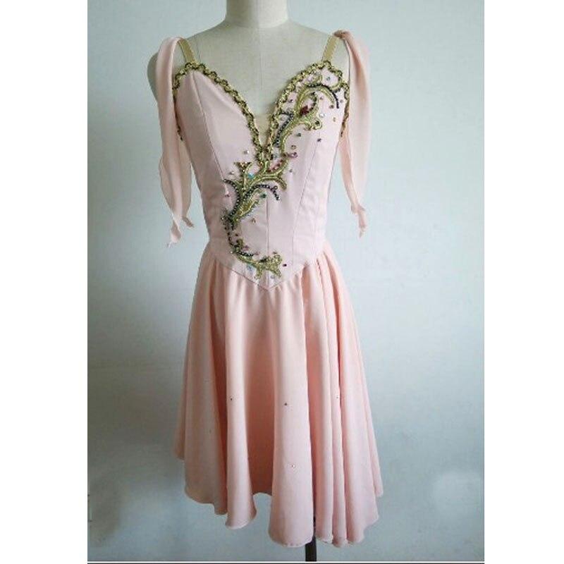 Customized Soft Ballet Dresses Cupid Ballet Nightgown Dress,High Quality Long Ballet Skirt Retail Wholesale