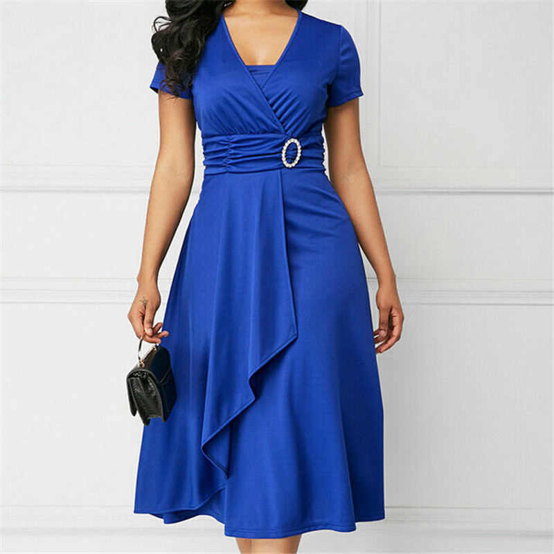 royal blue dress - HD1079×1505