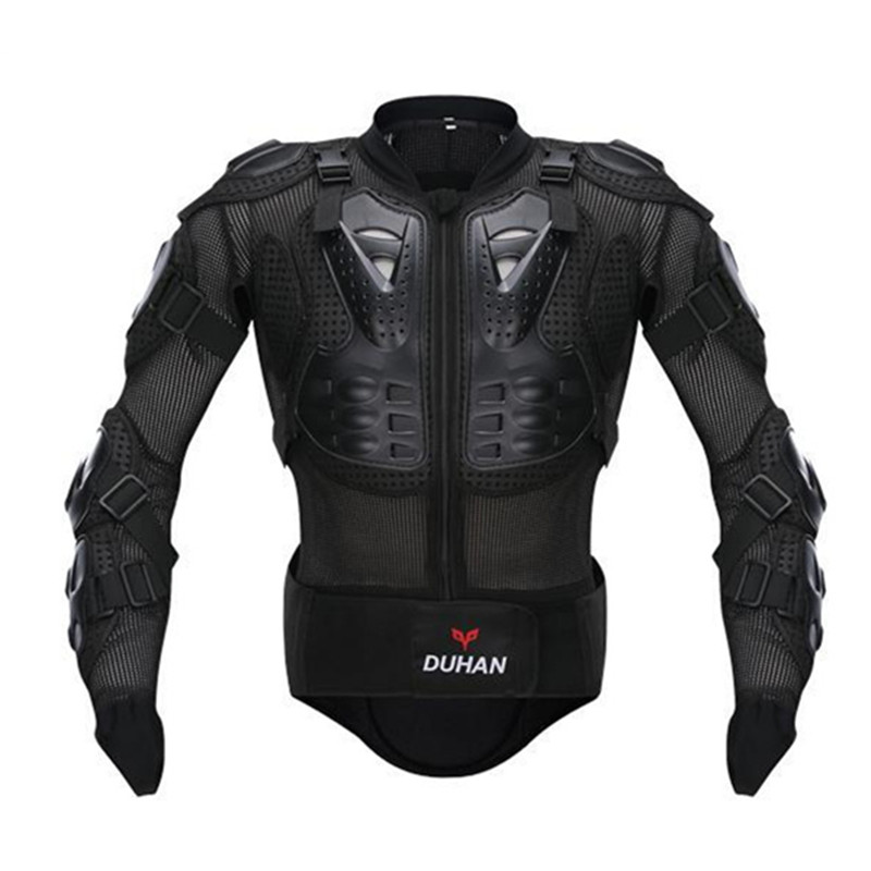 8c82b7a5222 DUHAN Men s Motorbike Motorcycle Protective Body Armour  Armor Jacket Guard  Bike Bicycle Cycling Riding Biker Motocross Gear-in Jackets from ...