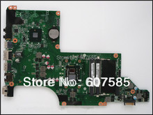 For HP DV6 637212-001 With Intel I3-370 CPU Laptop motherboard Mainboard Fully tested works well