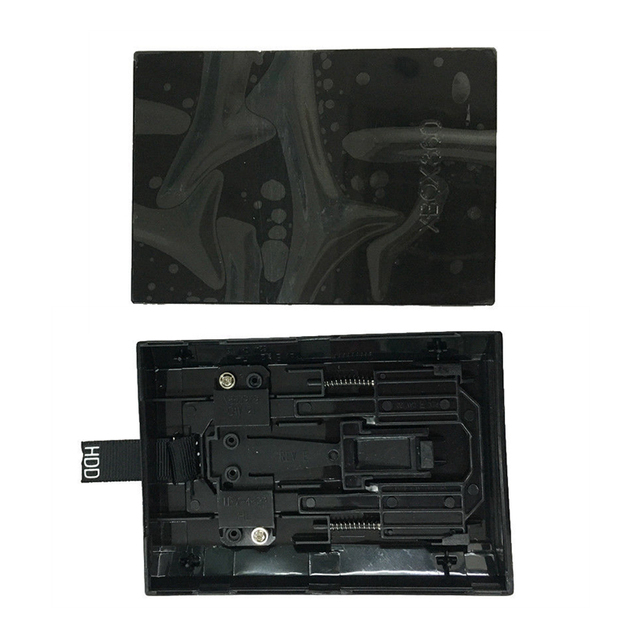 Xbox 360 slim hard drive case installation youtube.