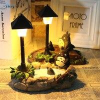 Cartoon Dragon Cat Kids Night Light Button Battery Desk Decoration Children Holiday Gifts Cat Table Lamp Bedroom Decor Lights