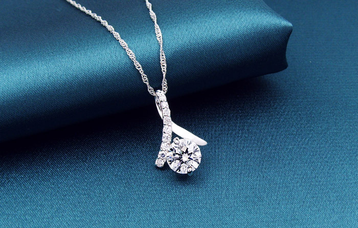 New Guardian angel Crystal from Swarovski Maxi Necklace Collier Wholesale Fashion Jewelry Name Bead