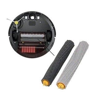 Image 5 - 2 çift enkaz Extractor fırça aksesuarları kiti için iRobot Roomba 800 900 870 880 960 980 elektrikli süpürge serisi