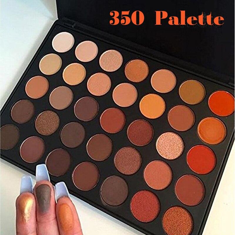 Νέες 350 παλέτες 35 Χρώμα ματιών σκιά - Μακιγιάζ - Φωτογραφία 4