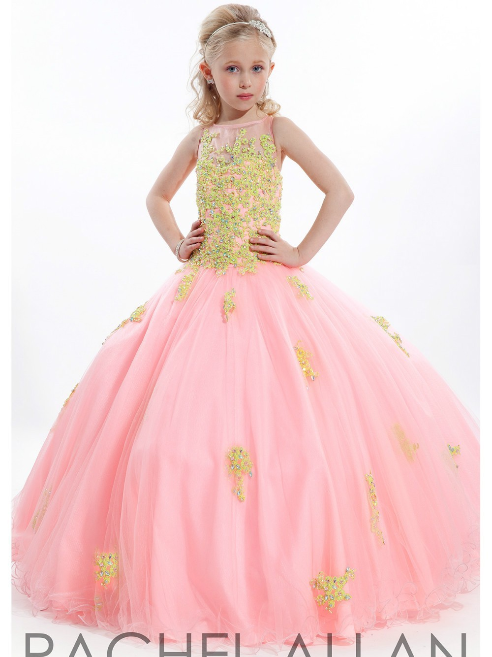 Popular Pageant Dresses for Girls Size 12-Buy Cheap Pageant ...