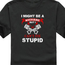 Shirt Store  Crew Neck Quality Christmas I Might Be A Mechanic But CanT Fixtupid Humor D Men Short Tall T ShirtMens Clothing