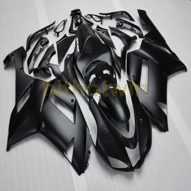 Free Boltscustom Black White Motorcycle Hull Zx 6r 07 08 636 Zx6r